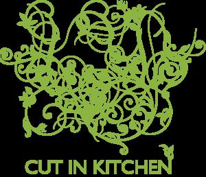 Cut in kitchen Logo